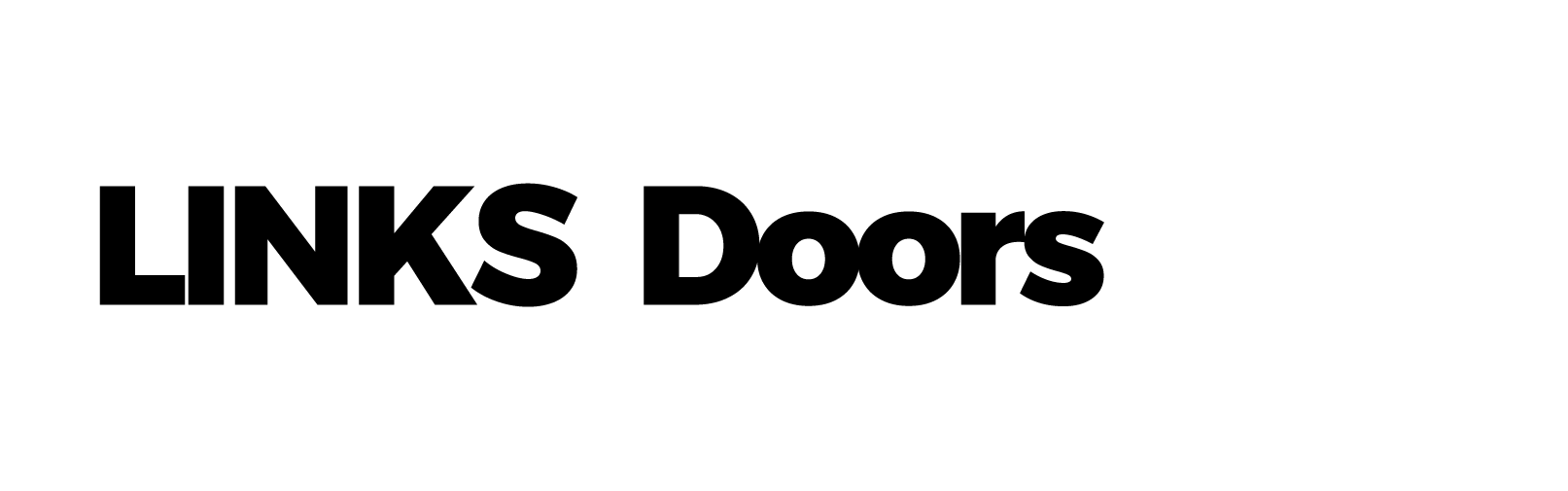 Links Contemporary Doors